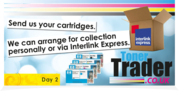 Sell your spare toner for cash!
